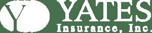 Yates Insurance Agency - Logo 800 White